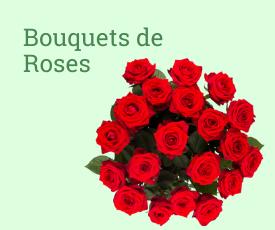 Bouquets de roses fleursupreme